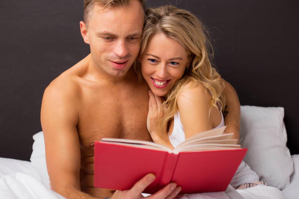 Mejores posturas en la cama para hacer el amor