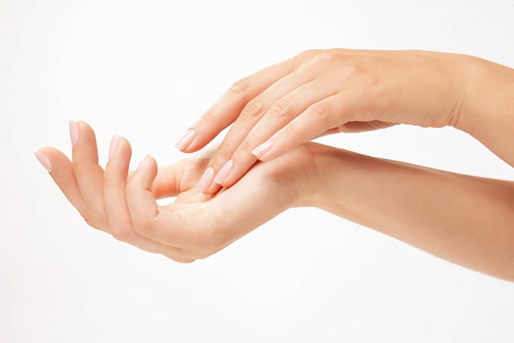 El cuidado de las manos, imprescindible después del coito