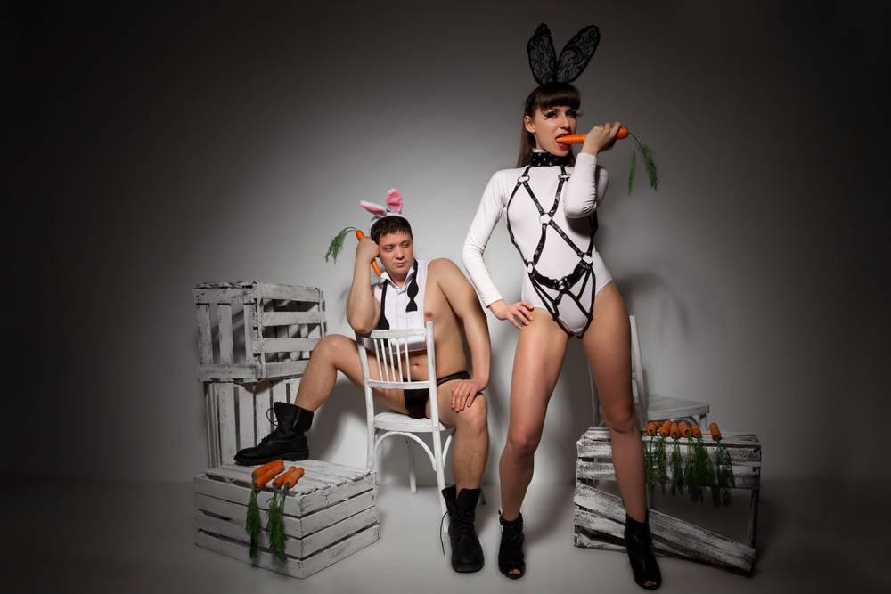El sexo con disfraces, divertido, original, liberador y muy sano