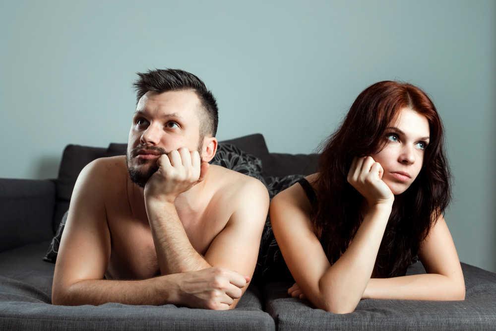 Los expertos hablan: la falta de sexo puede acabar con tu relación de pareja
